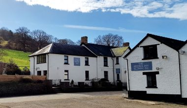 The Kestrel Inn, Crickhowell