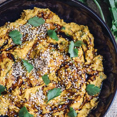 squash-and-tahini